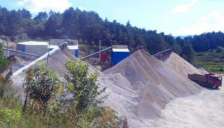 砂石厂向外承包回报更高
