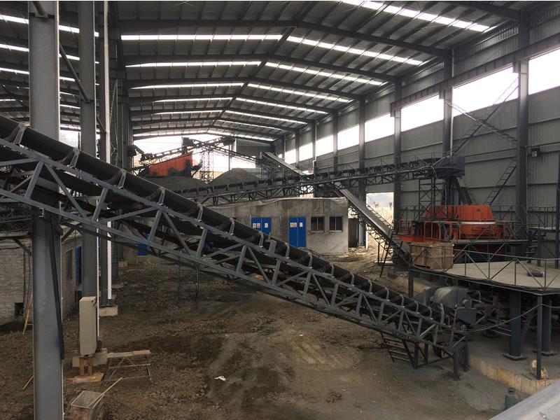 砂石骨料生产线承建