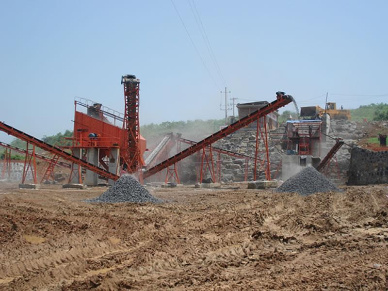 碎石生产线升级改造