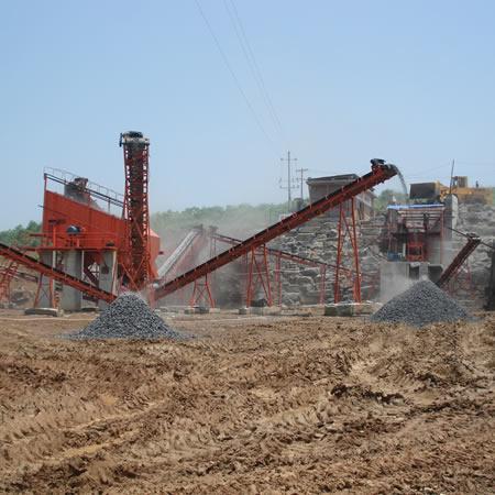 title='湖南200吨石灰石碎石生产线升级'