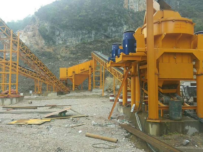 砂石骨料生产线总体承建
