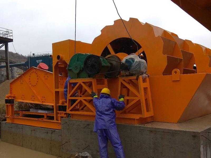 制砂生产线承建