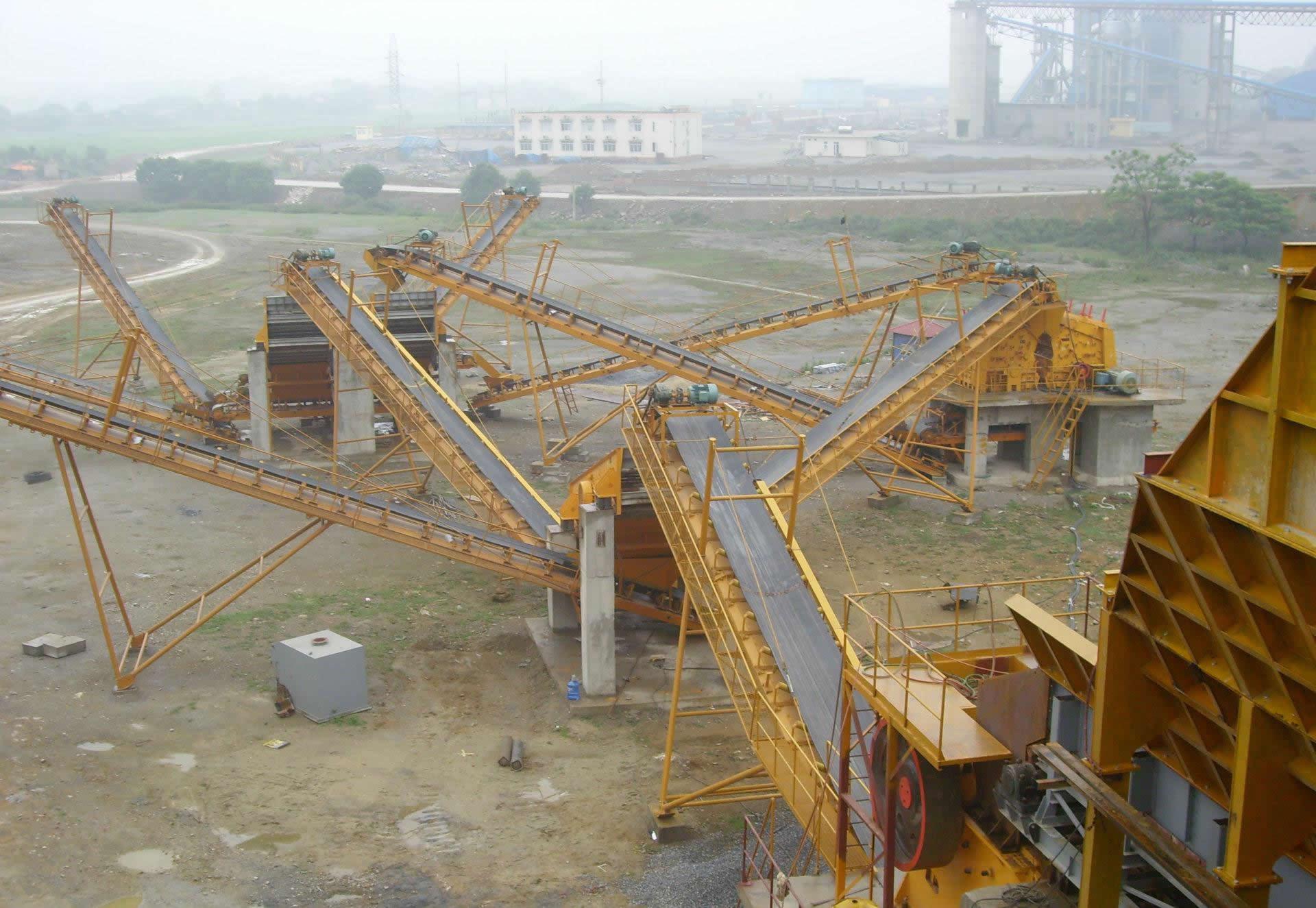 石料厂 - 生产承包