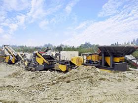 砂石生产线 - 融资租赁